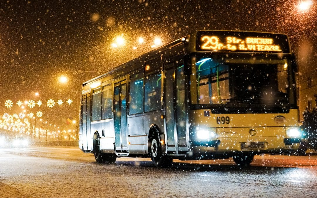 What Are Common Causes of Injuries on Public Bus Transportation?